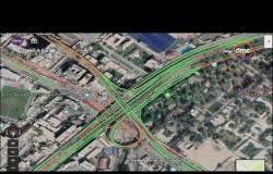 8  الصبح - رصد الحالة المرورية بشوارع العاصمة بتاريخ 26-6-2019
