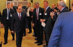"""""""السيسي في قمة العشرين""""....اليابان: الرئيس المصري سيمثل 50 دولة إفريقية في القمة...وخبراء: مشاركة مصر انعكاس لقوة اقتصادها"""