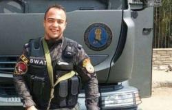 """""""الشهيد الملازم مصطفى محمد عثمان""""...تصدى لإرهابي يرتدي حزام ناسف وقتل إثنين أخرين في هجوم على كمين في العريش"""