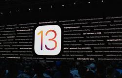 مقارنة التغييرات بين iOS 13 و iOS 12