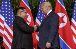 مون: محادثات ثنائية لعقد قمة ثالثة بين ترامب وكيم