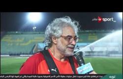 ك. أحمد ناجي مدرب حراس مرمى المنتخب يرد على بعض المشككين وهجومهم عليه