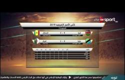 ترتيب المجموعات الـ 6 للمنتخبات المشاركة ببطولة أمم أفريقيا في دور المجموعات