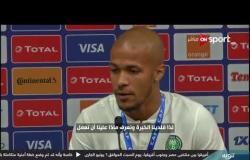 المؤتمر الصحفي لمنتخبي نيجيريا والكاميرون قبل المباراة