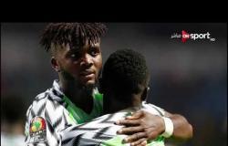 لقاءات ما بعد مباراة نيجيريا والكاميرون