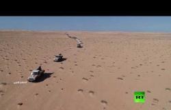 """مشاهد من استعدادات الجيش الوطني الليبي لـ """"المرحلة الثانية"""" من معركة طرابلس!"""