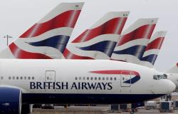 الخطوط الجوية البريطانية تواجه غرامة قياسية