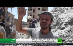 جهود محلية لإعادة إعمار الرقة السورية