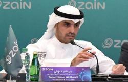 """الخرافي: """"زين السعودية"""" مستمرة بترقية الشبكة وتعزيز التدفقات"""