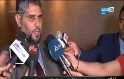 """80 نائبا ليبيا ف زيارة الي مصر لاجراء محادثات بشأن وساطة مصرية لحل الازمة الليبية """"اخر النهار"""""""