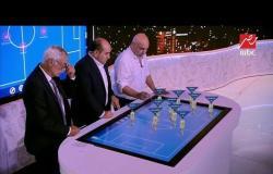 هيكتور كوبر وحسام حسن يحللان أداء الجزائر أمام نيجيريا