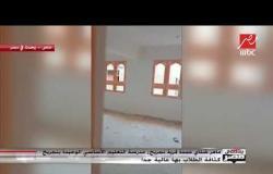 الصور الأولى لمدرسة محمد صلاح بنجريج وعمدة القرية والمهندس الإنشائي يكشفان سر الجدل حولها