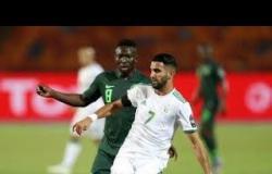 """اخر النهار   تامر امين    هنشجع """"الجزائر"""" ولا """"السنغال"""""""