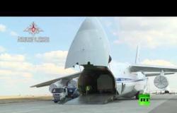"""فيديو جديد لتوريد مكونات منظومة """"إس-400"""" إلى تركيا"""