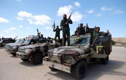 الجيش الليبي يعلن صد هجوم مسلح جنوب طرابلس ويؤكد سقوط قتلي في صفوف قوات الوفاق