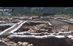 اكتشاف مستوطنة قديمة قرب القدس يعود تاريخها إلى 9 آلاف عام