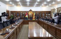 حكومة كردستان العراق: هجوم أربيل عمل إرهابي مدبر