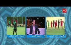 بركات: الجزائر يقدم كرة أفضل من السنغال لكن توقع نتيجة النهائي صعب