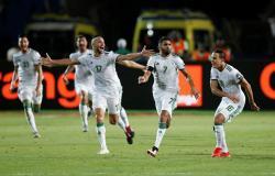 """بالفيديو... استقبال أسطوري لـ""""محاربي الصحراء"""" بعد الفوز التاريخي ببطولة أفريقيا"""