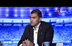 محمود أبو الرجال: أتمنى التحكيم في كأس العالم والأولمبياد