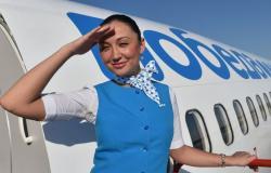 """شركة الطيران الروسية """"بوبيدا"""" تخطط لإعداد رحلات سياحية إلى مصر"""