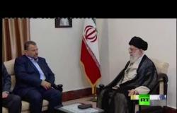 وفد من حماس يلتقي خامنئي في طهران
