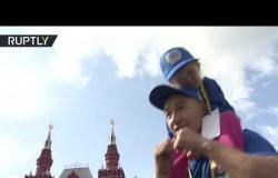 """حدث بالملاكمة في موسكو يدخل موسوعة """"غينيس"""""""