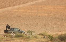 أصوات انفجارات قوية غرب حماة