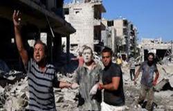 بالفيديو : ارتفاع قتلى هجمات روسيا والنظام على إدلب إلى 38