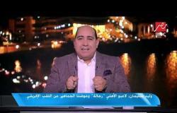 المداخلة الكاملة للكابتن وليد سليمان في برنامج اللعيب بعد الفوز بالدوري
