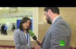 مسؤولة أممية لـRT: نعمل بجهد للإعلان عن اللجنة الدستورية في سوريا
