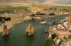 العراق يعلن حجم مخزونه المائي