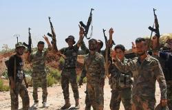 """مراسل """"سبوتنيك"""": مدينة الهبيط في قبضة الجيش السوري"""