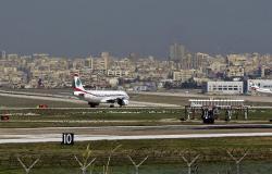 قائدة في خطوط الجوية اللبنانية تهبط بطريقة استثنائية في لندن