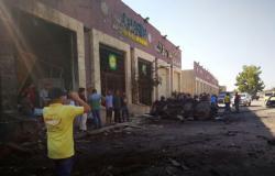 ليبيا... حصيلة قتلى انفجار بنغازي وصل إلى 3 قتلى وجرحى آخرين