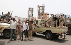 وكالة: الانفصاليون الجنوبيون يوافقون على دعوة التحالف العربي لوقف إطلاق النار بعدن