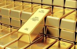 الذهب يتراجع لكنه لا يزال أعلى حاجز 1500 دولار