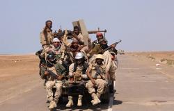 """الجيش اليمني يعلن مقتل وإصابة مهاجمين من """"أنصار الله"""" شمال حجة"""