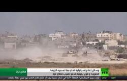 غزة تعود لواجهة التهديدات الإسرائيلية