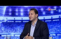 هادي خشبة: بيراميدز إضافة قوية للكرة المصرية.. وتربطني علاقة احترام مع جمهور وإدارة الأهلي