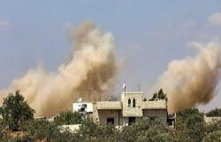 10 قتلى بغارات للنظام السوري وقواته تتقدم باتجاه خان شيخون