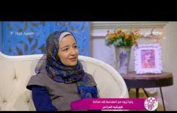 السفيرة عزيزة -  رانيا ثروت توضح سر اختيارها تصميم الكروشيه