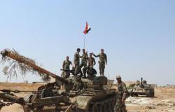 الجيش السوري يسيطر على تل استراتيجي شرق مدينة خان شيخون