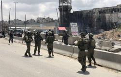 إسرائيل تعتقل 14 فلسطينيا من الضفة والقدس