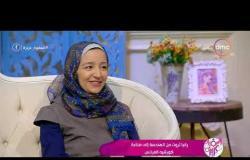السفيرة عزيزة - رانيا ثروت من الهندسة إلى صناعة كروشيه العرائس
