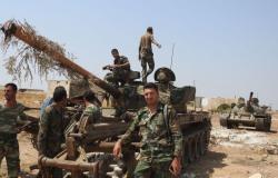 الجيش السوري يدخل أحياء خان شيخون