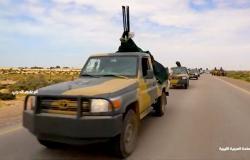 ليبيا... اشتباكات بالأسلحة الثقيلة وقصف جوي في العاصمة طرابلس