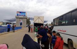 عودة أكثر من ألف لاجئ إلى سوريا من الأردن ولبنان خلال الــ 24 الساعة الأخيرة