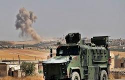 بالفيديو : معارك عنيفة بخان شيخون بين النظام والمعارضة.. ونزوح الآلاف
