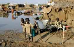 الأمم المتحدة: وفاة 54 شخصا وتضرر 194 ألف آخرين جراء الفيضانات في السودان